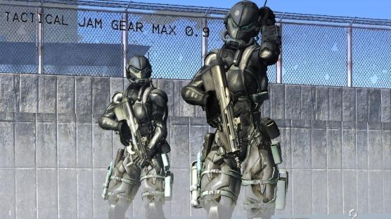 Tactical Jam Gear MAX 0.9